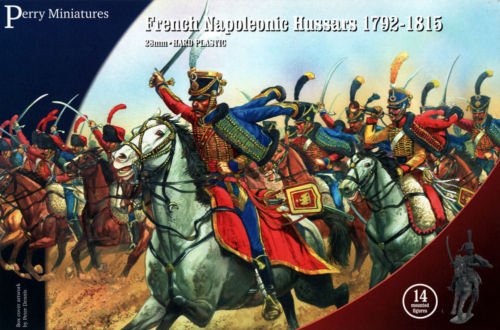French Napoleonic Hussars 1792-1815 (Perry)