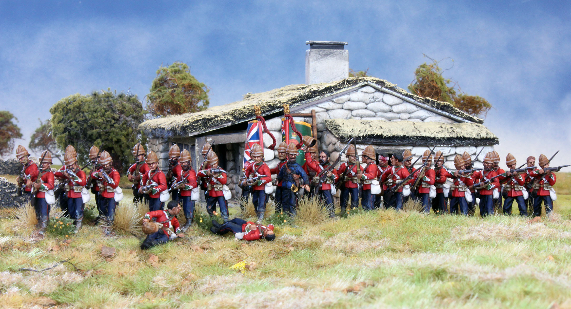 British Infantry Zulu War 1877-1881 (Perry)