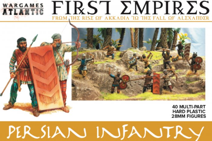 PERSIAN INFANTRY (Wargames Atlantic)