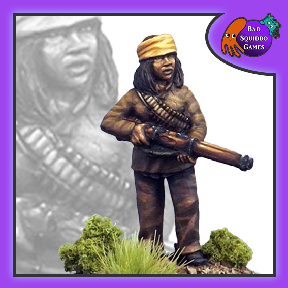 Phoolan Devi - Armed Vigilante - Bad Squiddo