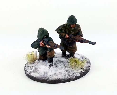Romanian Iron Cross Army - Winter Uniform (Great Escape Games)