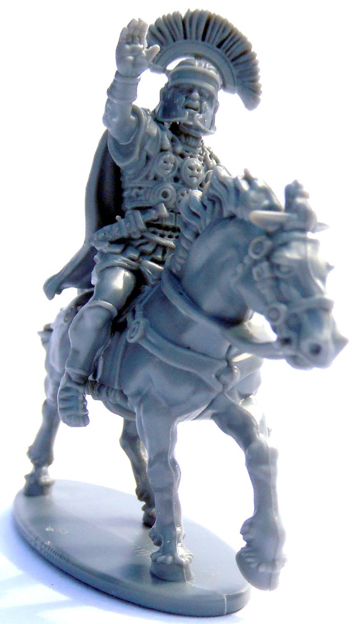 Early Imperial Mounted Generals (Victrix)