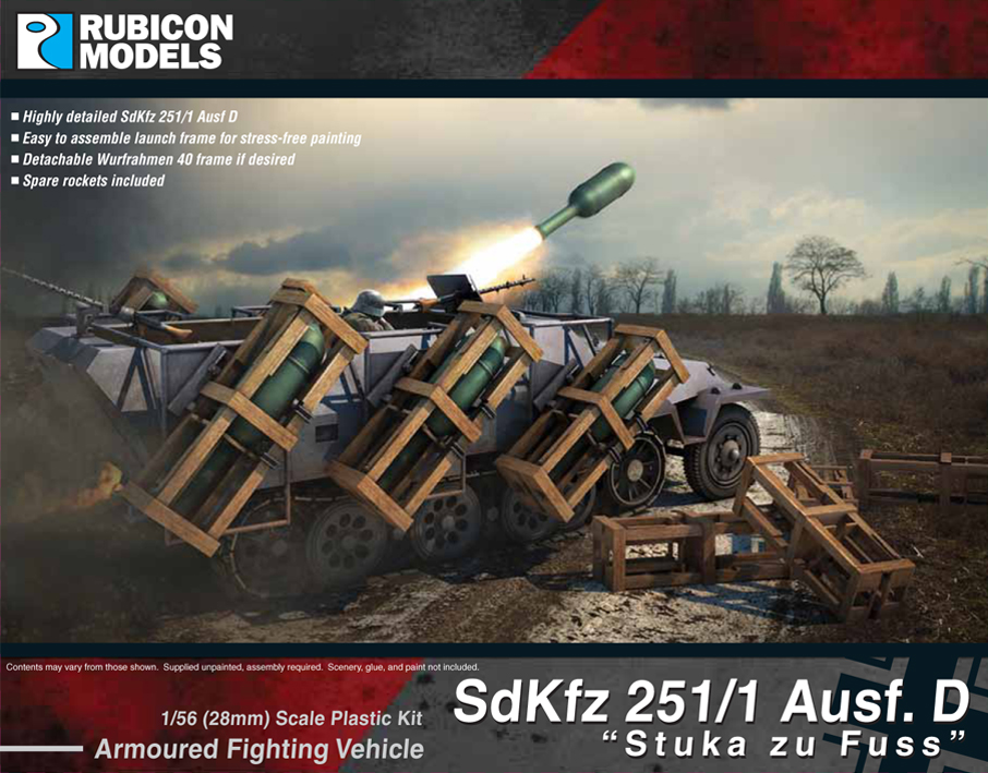 SdKfz 251/D with