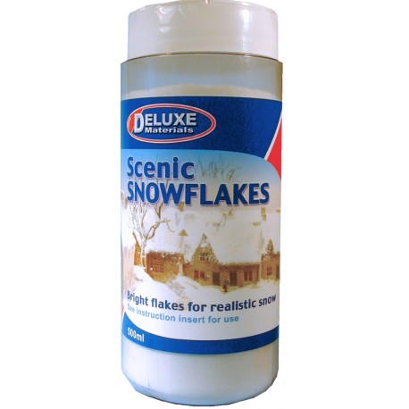 Scenic Snowflakes 500ml (Deluxe Materials)