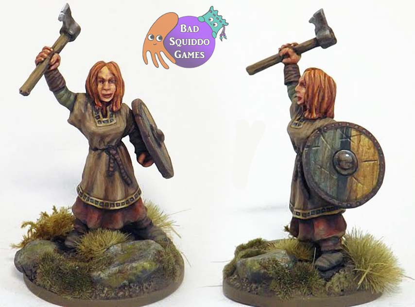 Jarl Letty - Little Lady Warmonger (2) - Bad Squiddo