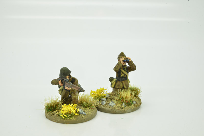 Romanian Sniper Team - Summer Uniform (Great Escape Games)