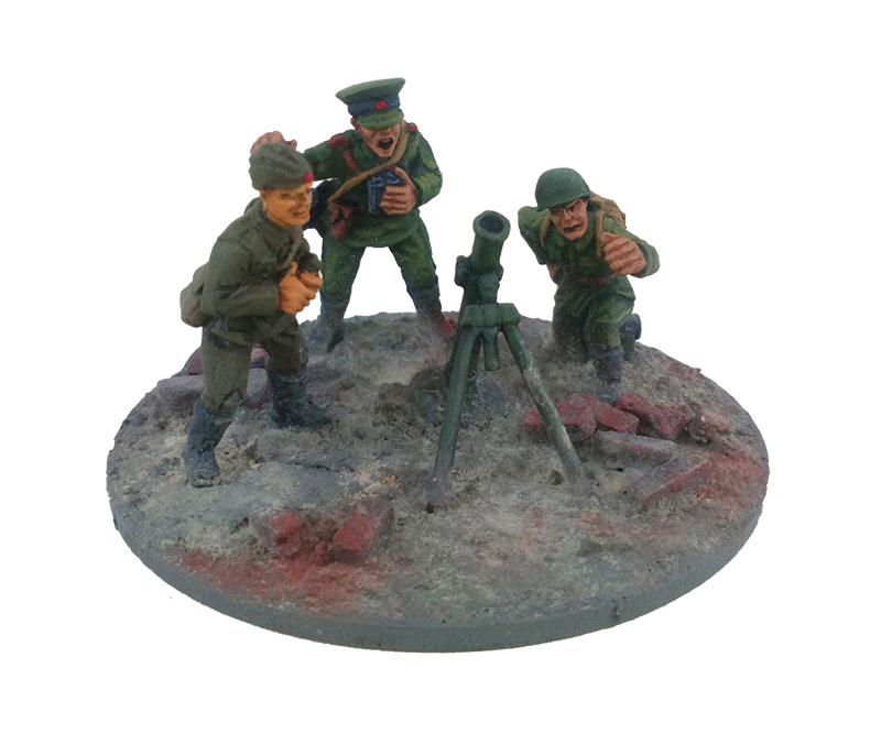 Iron Cross - Soviet Combat Group Summer (Rules & Army Deal)