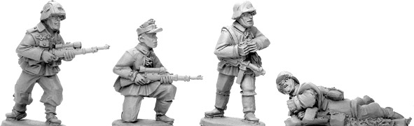 Late War German Snipers (Artizan Designs)
