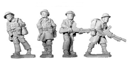 British 8th Army Bren Teams (Artizan Designs)