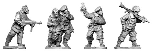 British Airborne Characters (Artizan Designs)