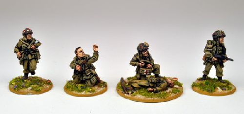 US Airborne Characters and Specialists II (Artizan Designs)