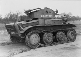 Tetrarch MkVII with 3