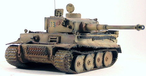 Tiger I (Early production)