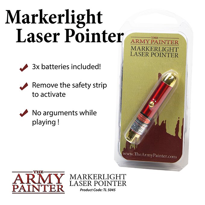 Markerlight Laser Pointer (Army Painter)