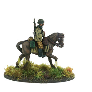 Pledge #3 Hadnagy (2nd Lieutenant) - Hungarian Mounted Huszár Troop (Great Escape Games) HUN201