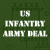 US Infantry Army Deal