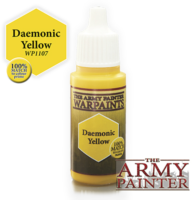 Daemonic Yellow - Warpaint (Army Painter)