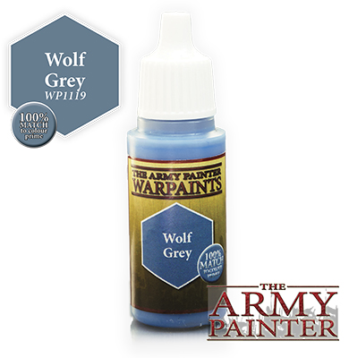 Wolf Grey - Warpaint (Army Painter)