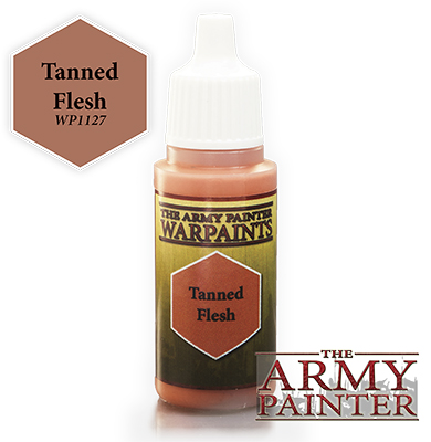 Tanned Flesh - Warpaint (Army Painter)