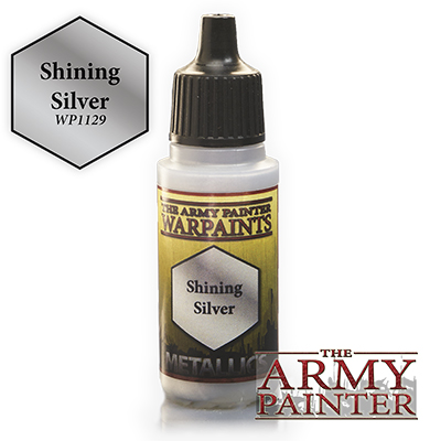 Shining Silver - Warpaint (Army Painter)