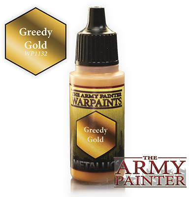 Greedy Gold - Warpaint (Army Painter)