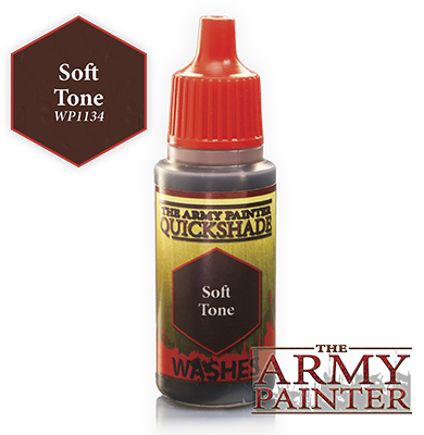 Quickshade Soft Tone - Warpaint (Army Painter)