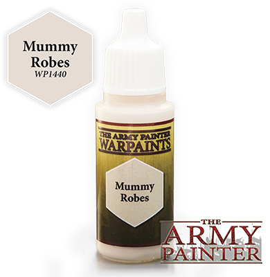 Mummy Robes - Warpaint (Army Painter)