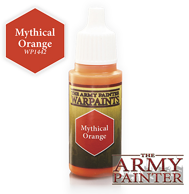 Mythical Orange - Warpaint (Army Painter)