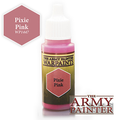 Pixie Pink - Warpaint (Army Painter)