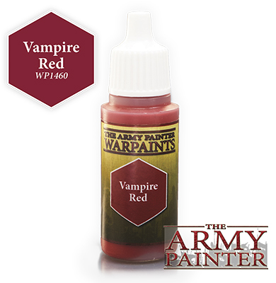 Vampire Red - Warpaint (Army Painter)