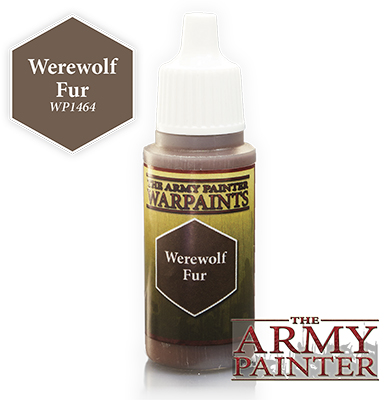 Werewolf Fur - Warpaint (Army Painter)
