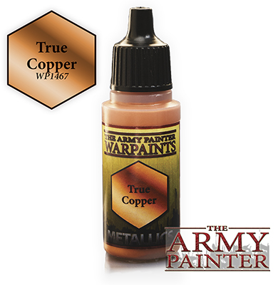 True Copper - Warpaint (Army Painter)