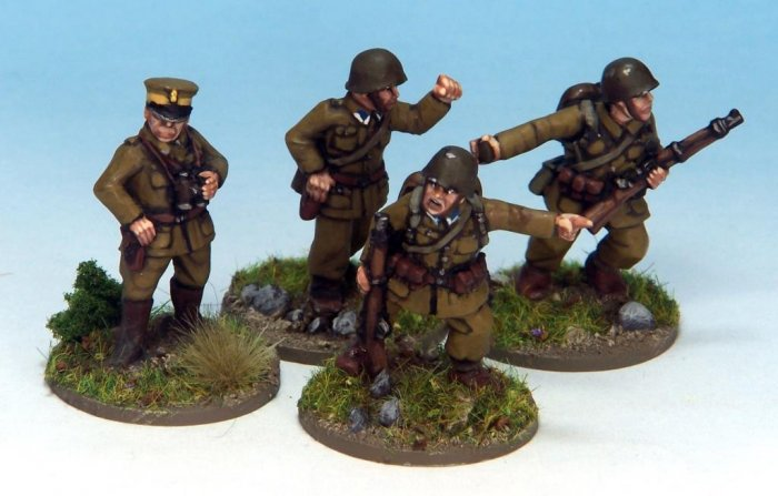 Polish Command (Crusader Miniatures)