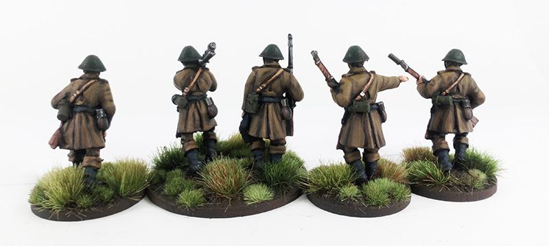 Danish Infantry Squad A