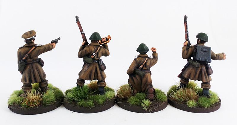 Danish Infantry Command