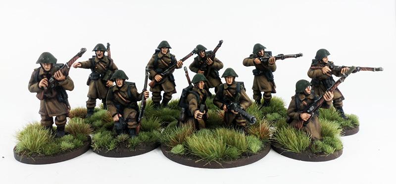 Danish Infantry Squad B